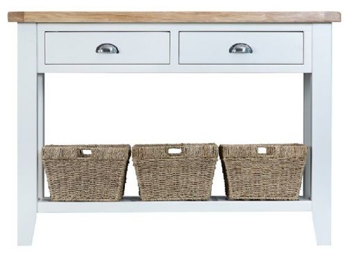 Tunbridge 2 Drawer Console Table